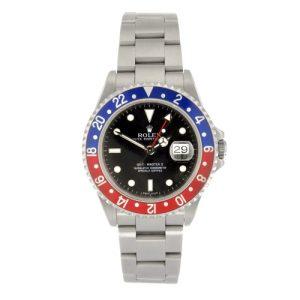 часы Rolex-GMT-Master