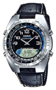 часы для рыбалки,Casio AMW700