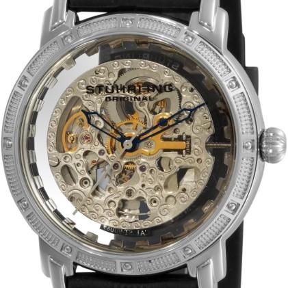 Часы скелетоны winner - Clockavu.Ru