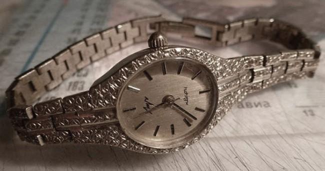 луч часы