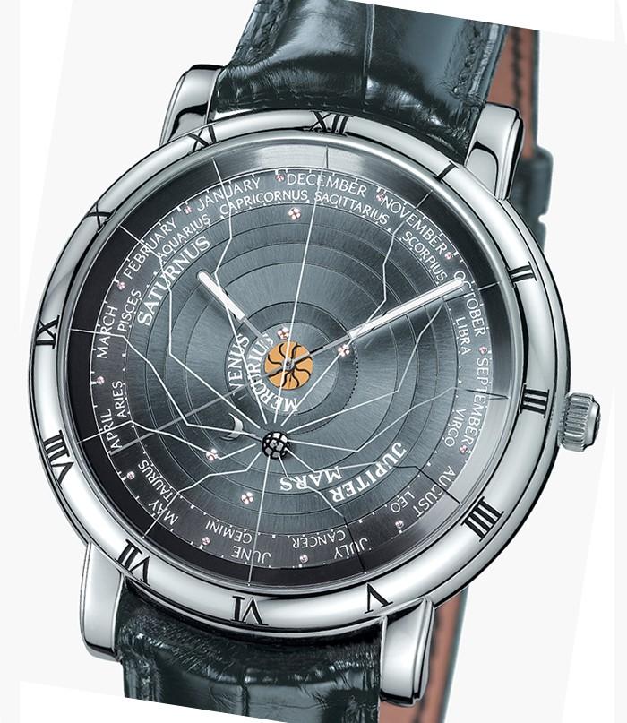Planetarium Copernicus часы