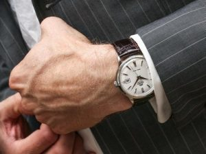 как правильно носить часы