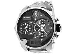 большие наручные часы Diesel Mr. Daddy