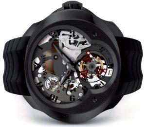 большие наручные часы Franc Vila FVa No5 BDHES Black Russia