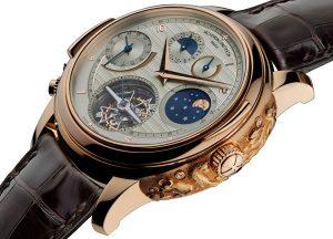 большие наручные часы Vacheron Constantin