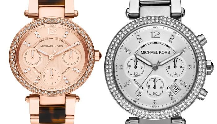 MK часы женские