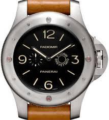 большие наручные часы Panerai Radiomir Egiziano