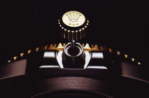 Корона Ролекс на завадной головке
