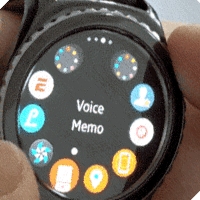 samsung galaxy gear s2 фото