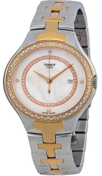 часы Тиссот с бриллиантами