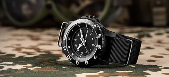 Traser Type 6 P6600 Военные часы спецслужб