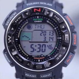 часы CASIO PRW-2500-1A