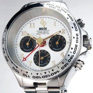 большие наручные часы Musk MR2129