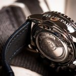 BLANCPAIN Fifty Fathoms Tourbillon back