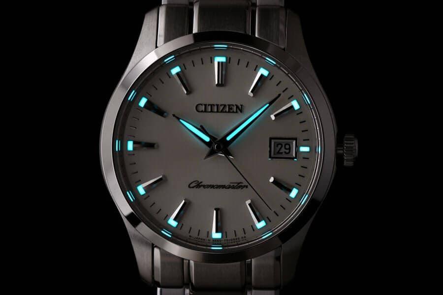 "Citizen ""Chronomaster"" подсветка"