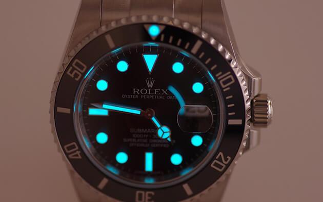 Rolex Submarine Date 116610