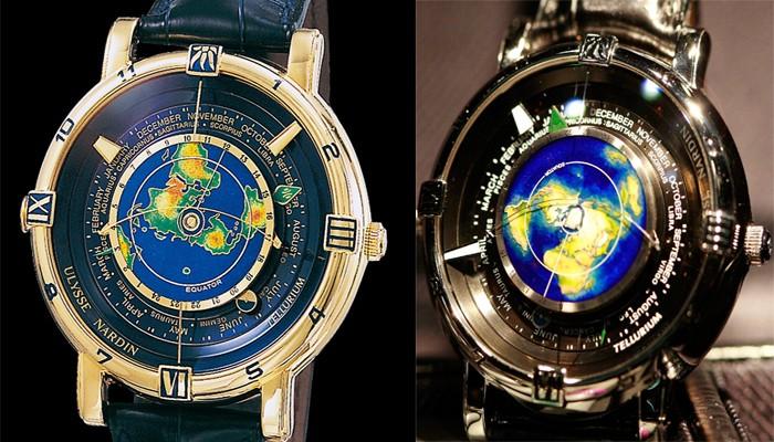 Tellurium Johannes Kepler часы