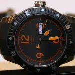 Tissot-T-Navigator Оранжевый цифры