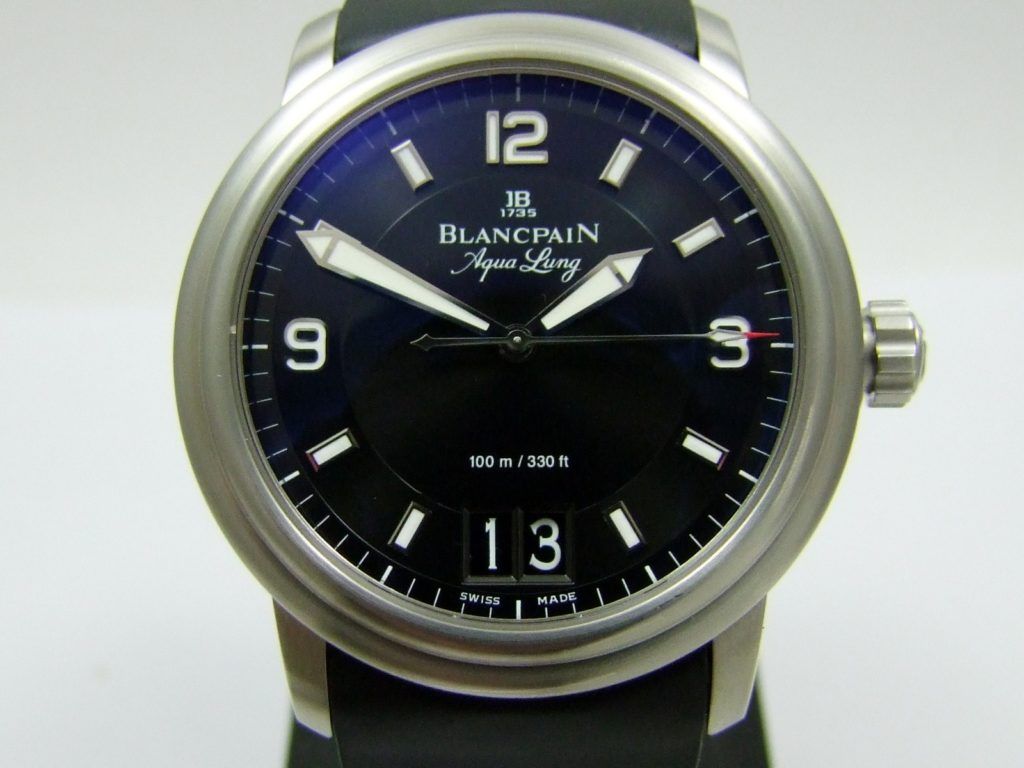 часы путина blancpain-aqua-lung-grand-date