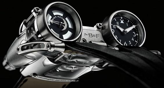 Необычные часы HM4 Thunderbolt