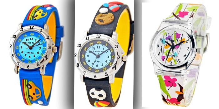 часы Тик так модели