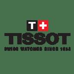 Женские часы Tissot с бриллиантами
