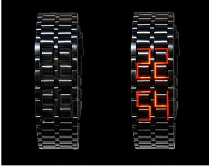 Iron Samurai Wristwatch